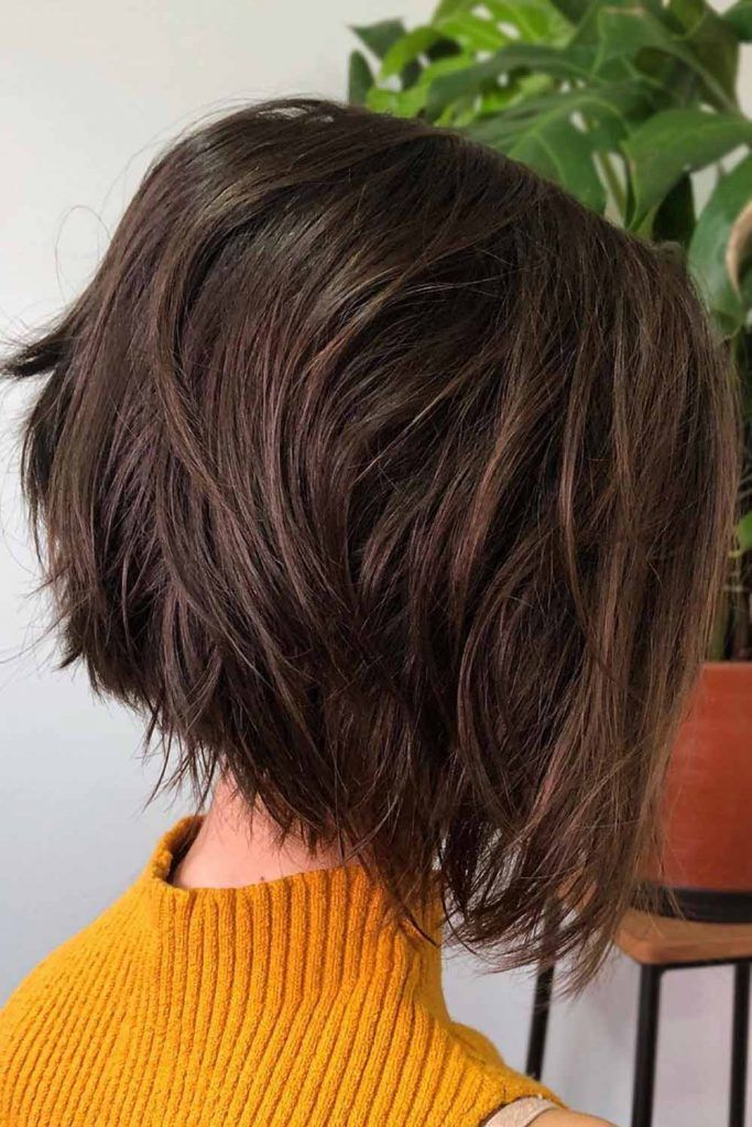Several Ways Of Pulling Off An Inverted Bob Lovehairstyles Com