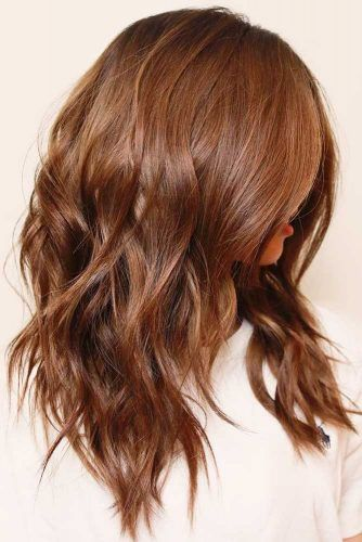 Layered A line Long Haircuts #longhaircuts #haircuts
