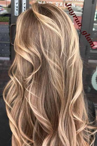 Layered Long Haircuts #longhaircuts #haircuts #layeredhaircuts