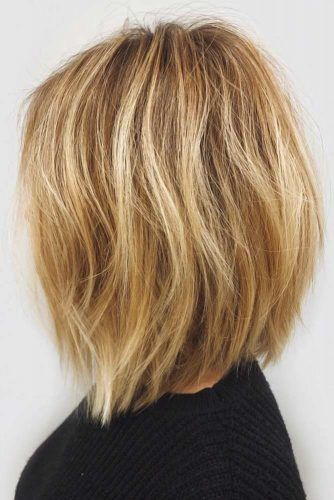 Medium Haircuts For Women With Slight Wave #mediumhair