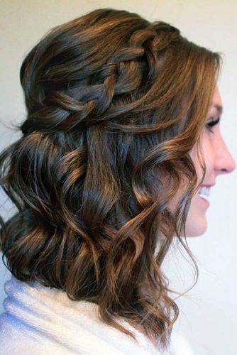 Braided Medium Length Hairstyles picture3