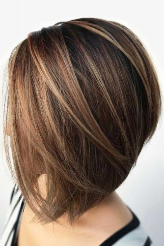 Straight Medium Length Hairstyles picture1