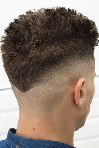Men's Haircuts Short Crop picture2