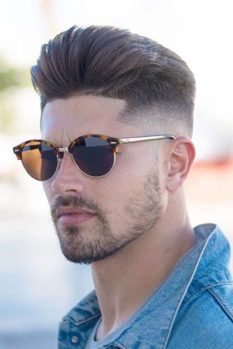 Men's Hairstyles for Straight Hair - Pompadour picture2