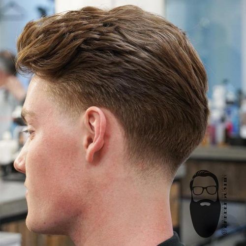 Low Fade #menshaircuts #haircuts