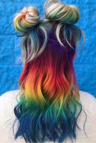 Mermaid Rainbow Hair picture2