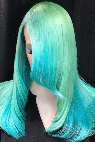 Mermaid Hair Balayage picture3