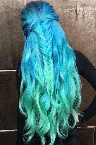 Mermaid Hair Ombre picture1