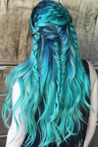 Mermaid Hair Balayage picture1