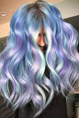 Mermaid Hair Highlights picture1