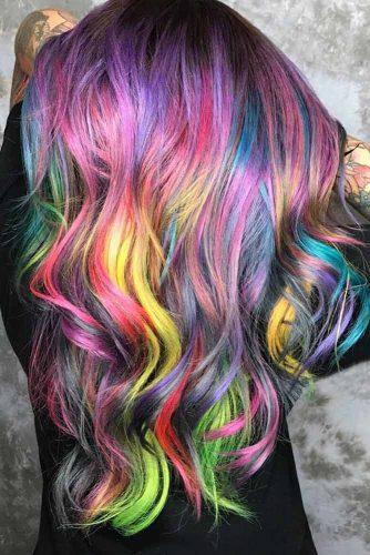 Mermaid Rainbow Hair picture1
