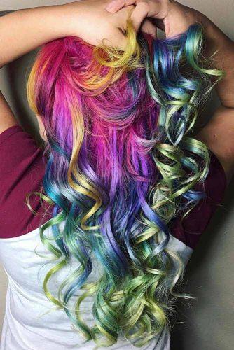 Mermaid Rainbow Hair picture3