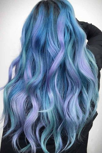 Mermaid Hair Highlights picture2