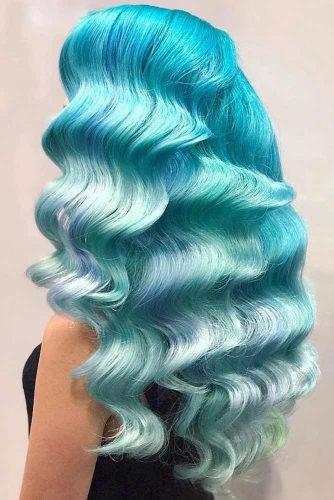 Mermaid Hair Coloring picture2