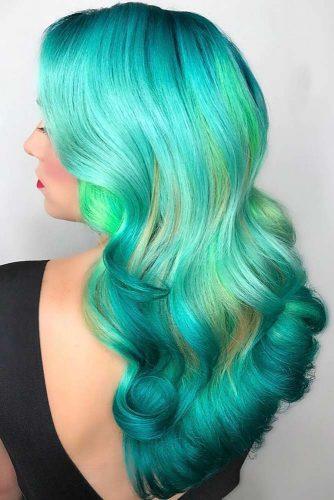 Mermaid Hair Coloring picture1
