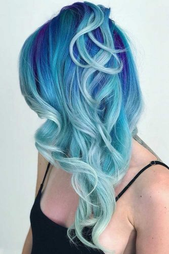Mermaid Hair Balayage picture2