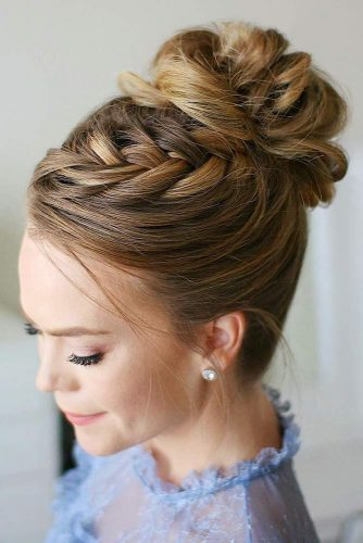 Perfect Messy High Bun picture2