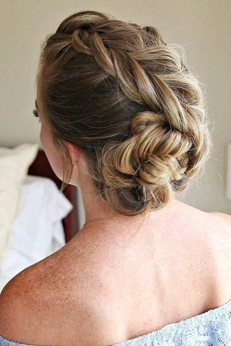 Braided Messy Bun picture2