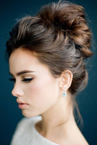 Perfect Messy High Bun picture3