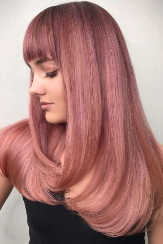 How to Get Rose Gold Hair picture3
