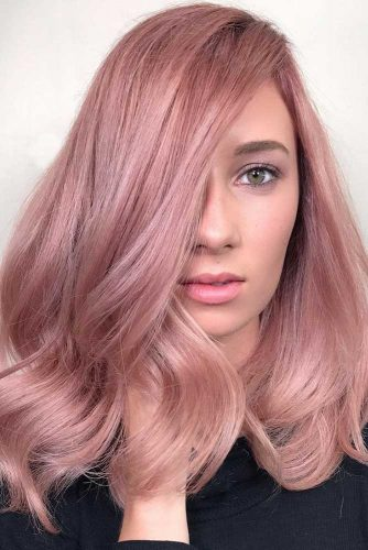How to Get Rose Gold Hair picture2