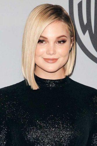 Short Haircuts for Women – Asymmetrical Bob picture2
