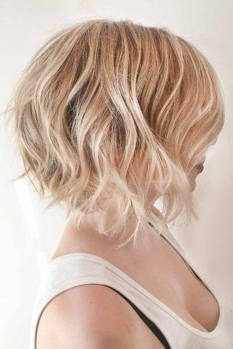 Short Haircuts for Women – Inverted Bob picture3