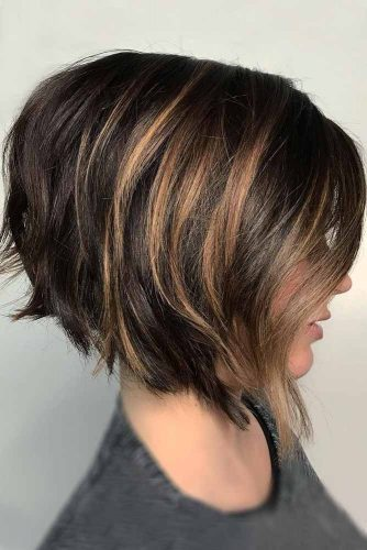 Short Haircuts for Women – Inverted Bob picture1