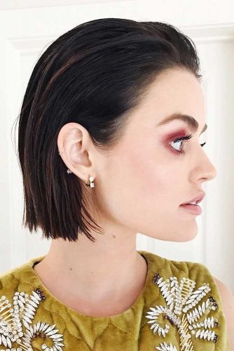 Short Haircuts for Women – Blunt Bob picture1
