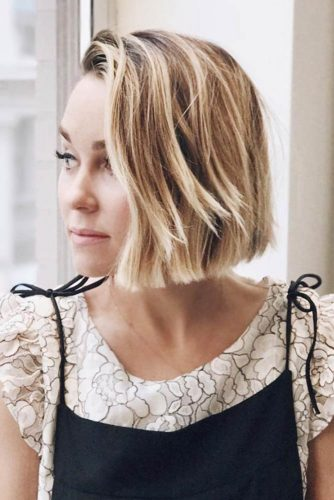 Short Haircuts for Women – Blunt Bob picture3