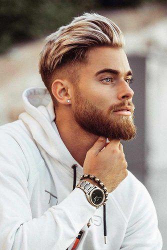 Undercut Hairstyles #menhairstyles #menhaircuts