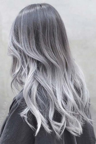 Silver Hair Ombre picture2