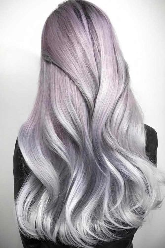 Silver Hair Ombre picture1