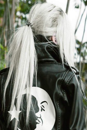 Hairstyles Ideas for Different Silver Hair Tints picture2