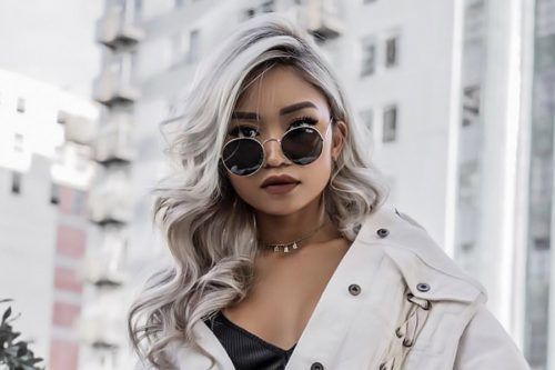 Silver Hair to Dye or Not to Dye