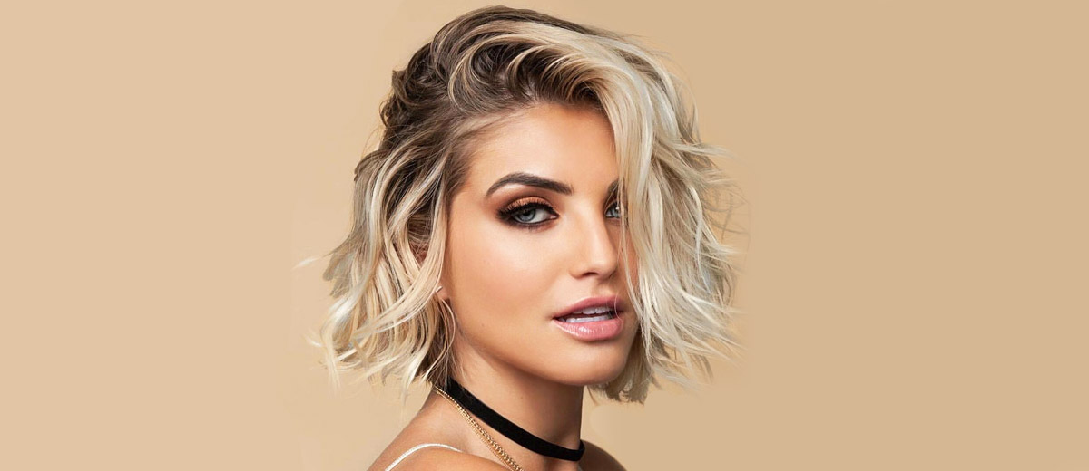 21 Chic Short To Long Wavy Hair Styles Lovehairstyles Com