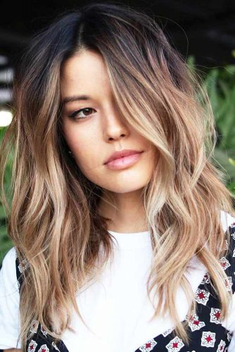 42 Chic Short To Long Wavy Hair Styles Lovehairstyles Com