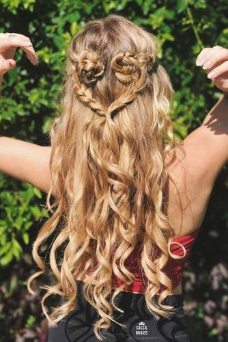 Braided Wavy Hair picture2