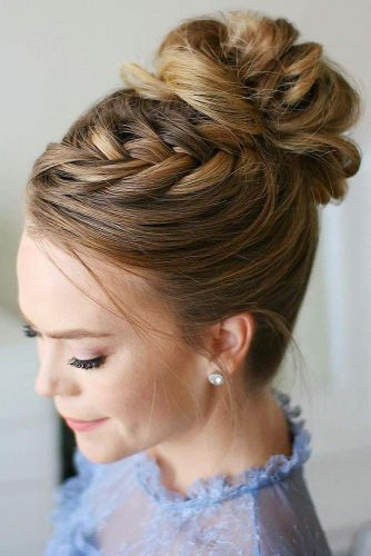Tips for Choosing the Best Updo Hairstyle picture1