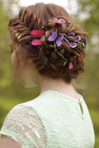 Tips for Choosing the Best Updo Hairstyle picture3