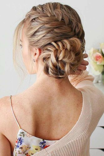 Tips for Choosing the Best Updo Hairstyle picture2