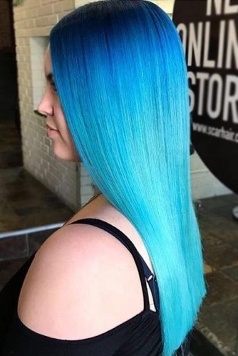 Light Blue Hair picture3