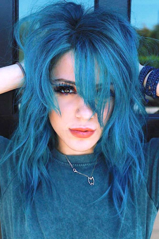 Light Blue Hair picture1