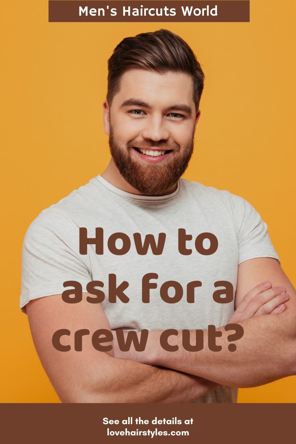 How To Ask For A Crew Cut?