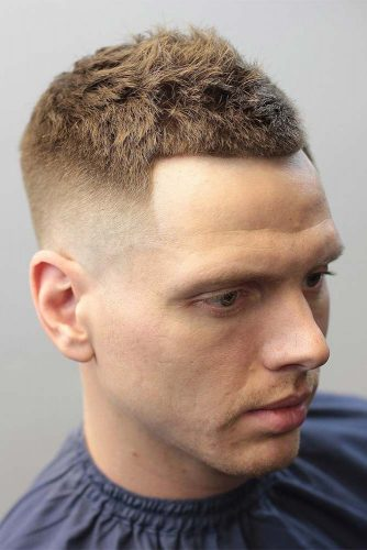 Mid-Fade Crew Cut picture3