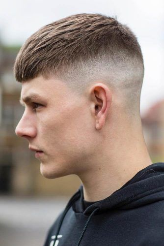 Short Crew Cut #crewcut #menhaircuts