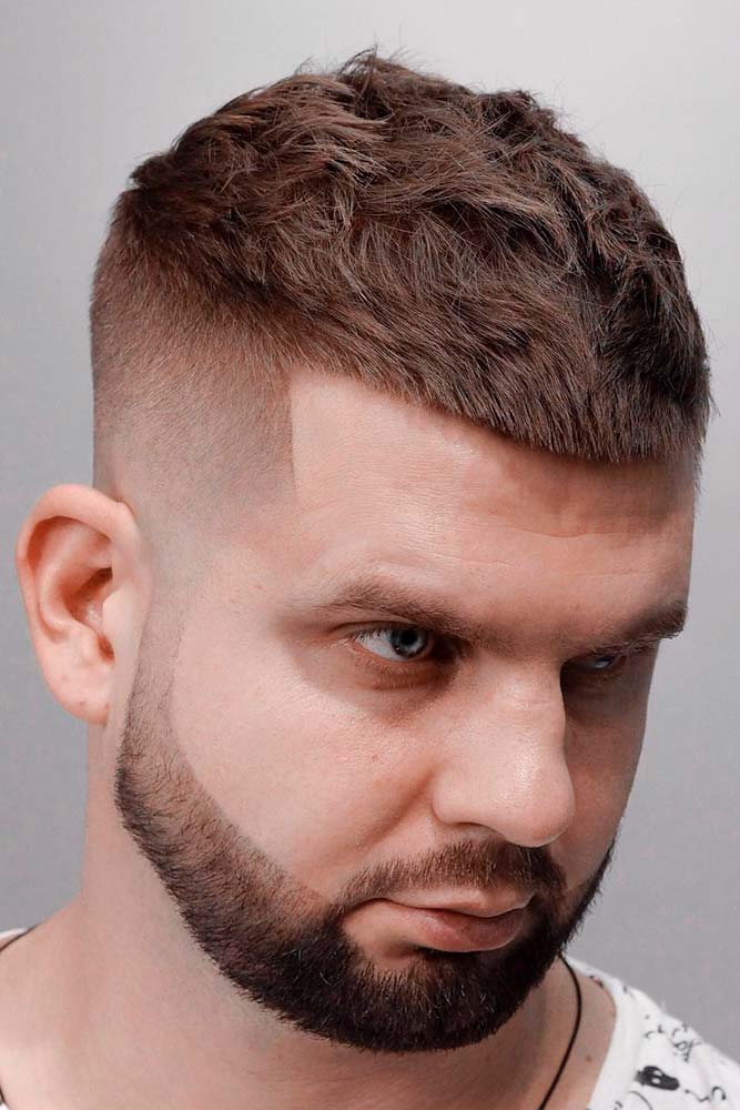 Crew Cut With A Beard picture1