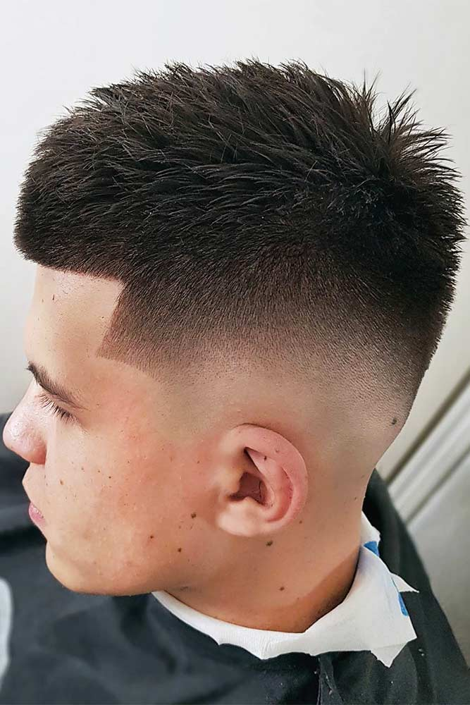 Mid-Fade Crew Cut picture2