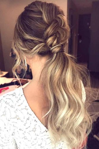 Dutch Braided Hairstyle Ideas picture2