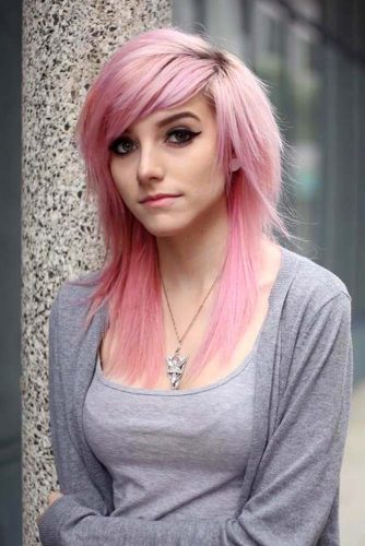 Rose Layered Hair picture3